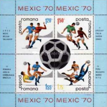 [Football World Cup - Mexico, Typ ]