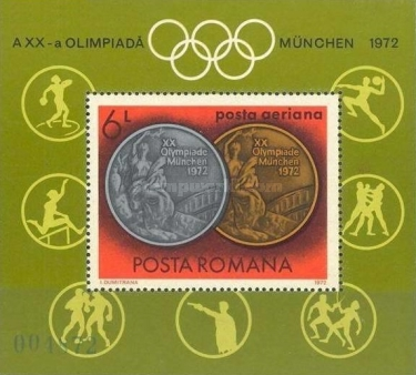 [Olympic Medal Winners - Munich 1972, type ]