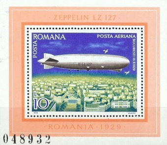 [Airmail - Airships, type ]