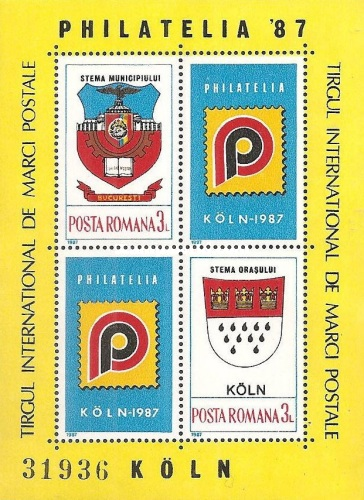 [International Stamp Fair