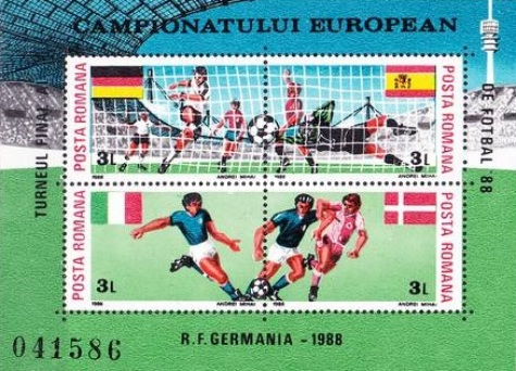 [Football World Cup - West Germany, type ]