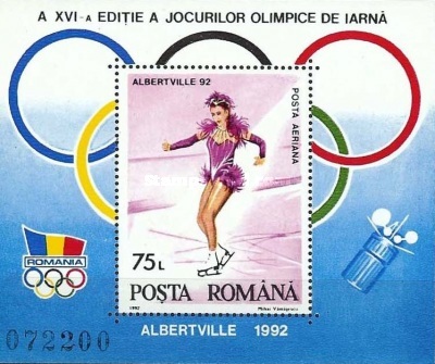 [Winter Olympic Games - Albertville, France, type ]