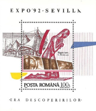 [World EXPO `92, Seville, type ]