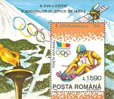 [Winter Olympic Games - Lillehammer, Norway, type ]