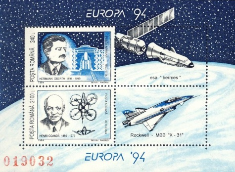 [EUROPA Stamps - Inventions and Discoveries, type ]