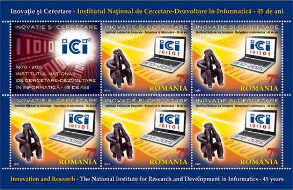 [The 45th Anniversary of the National Institute of Research and Innovation, type ]