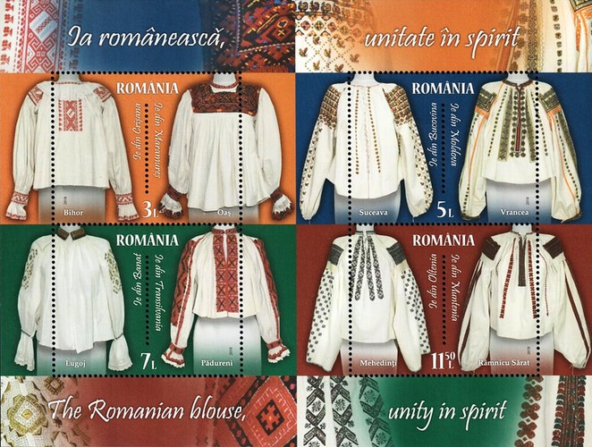 [The Romanian Blouse - Unity in Spirit, type ]