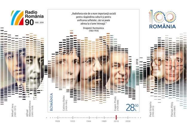 [The 90th Anniversary of the Romanian Radio Broadcasting Company, Typ ]