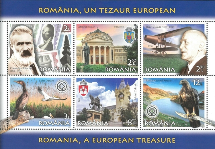 [Tourism - Romania, A European Treasure, Typ ]