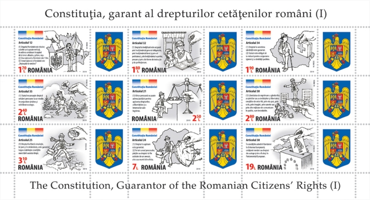 [The Constitution of Romania - Guarantor of the Romanian Citizens' Rights, type ]