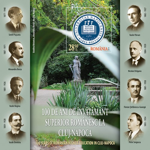 [The 100th Anniversary of Higher Education in Cluj-Napoca, type ]