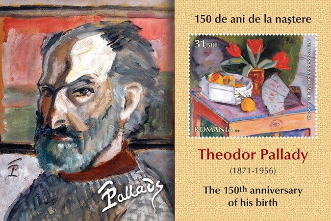 [The 150th Anniversary of the Birth of Theodor Pallady, 1871-1956, type ]