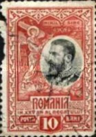 [The 25th Anniversary of the Kingdom of Romania, type AA3]