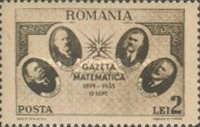 [The 50th Anniversary of the Founding of Gazeta Matematica, type AIS]
