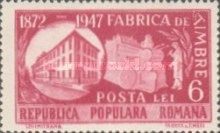 [The 75th Anniversary of the Romanian Stationery Office, type AQD]