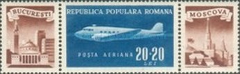 [The 2nd Congress of the Romanian Society for Friendship with the Soviet Union ARLUS, type ASR]