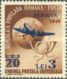 [Airmail - Universal Postal Union Stamps of 1949 Surcharged, type ATT1]