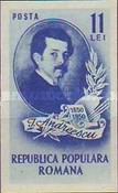 [The 100th Anniversary of the Birth of Ion Andrescu, 1850-1882, Typ AUG]