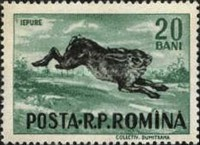 [Game Animals - See No. 1619-1630 for Imperforated, type BFM]
