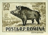 [Game Animals - As No.1570-1581, Imperforated, type BFP1]