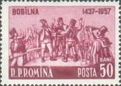 [The 520th Anniversary of the Peasant Uprising in Bobilna, type BKB]