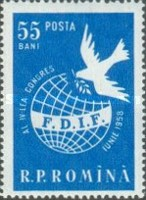 [The 4th Congress of the Women's International Democratic Federation, type BLD]