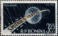 [Airmail. Soviet Satellite