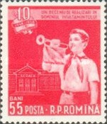 [The 10th Anniversary of the School System Reform, type BNE]