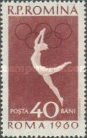 [Olympic Games - Rome, Italy, type BQO]