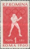 [Olympic Games - Rome, Italy, type BQQ]