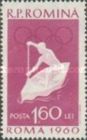 [Olympic Games - Rome, Italy, type BQR]