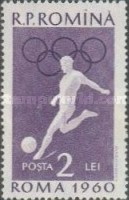 [Olympic Games - Rome, Italy, type BQS]