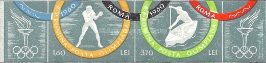[Olympic Games - Rome, Italy, type BQX1]