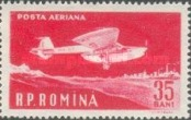 [Airmail. The 50th Anniversary of the First Flight of Aurel Vlaicu(1882-1913), type BRD]