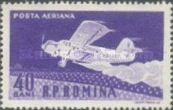 [Airmail. The 50th Anniversary of the First Flight of Aurel Vlaicu(1882-1913), type BRE]