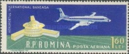 [Airmail. The 50th Anniversary of the First Flight of Aurel Vlaicu(1882-1913), type BRG]