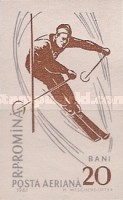 [Winter Sports - Imperforated, type BUO1]