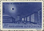 [Airmail - Total Solar Eclipse, type BWD]