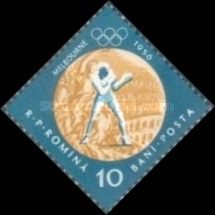 [Olympic Games - Melbourne 1956 & Rome 1960 - Romanian Gold Medal Winners, type BWW]