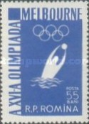 [Olympic Games - Melbourne 1956 & Rome 1960 - Romanian Gold Medal Winners, type BXB]