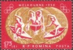 [Olympic Games - Melbourne 1956 & Rome 1960 - Romanian Gold Medal Winners, type BXF]