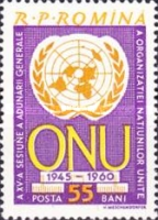 [United Nations, type BXZ]
