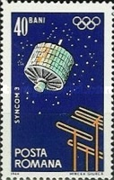 [Space - Satellites and Moon Research, type CKT]