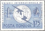 [The 100th Anniversary of the International Telecommunication Union(ITU), type CLZ]