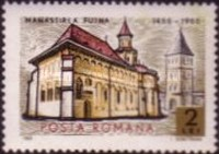[The 500th Anniversary of the Putna Monastery, type CSG]