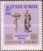 [The 100th Anniversary of the Romanian Academy of Science, type CSH]