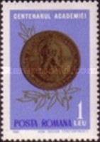 [The 100th Anniversary of the Romanian Academy of Science, type CSJ]