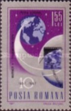 [The 10th Anniversary of Space Exploration, type CTG]