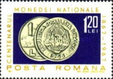 [The 100th Anniversary of the National Coins, type CUF]