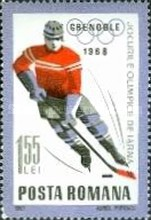 [Olympic Winter Games - Grenoble 1968, France, type CVN]